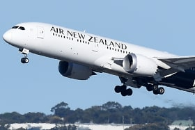 'Million of volts': Two Air New Zealand planes struck by lightning