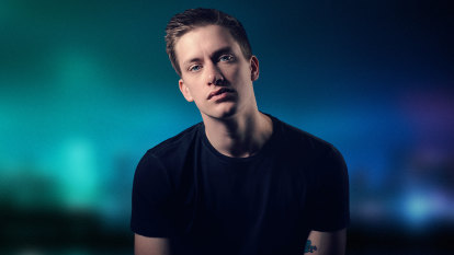 Daniel Sloss: 'In my gap year, Mum made me write jokes while she worked. It gave me the work ethic I have now'