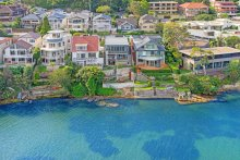 Prime absolute waterfront homes are worth up to 63 per cent more than their inland counterparts.