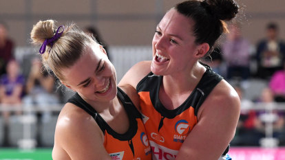 Giants go back-to-back with win over wounded Firebirds