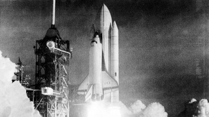 From the Archives, 1981: Columbia home safe after ambitious space adventure