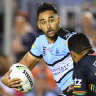 How Cronulla's star rookie slipped through the Titans' fingers