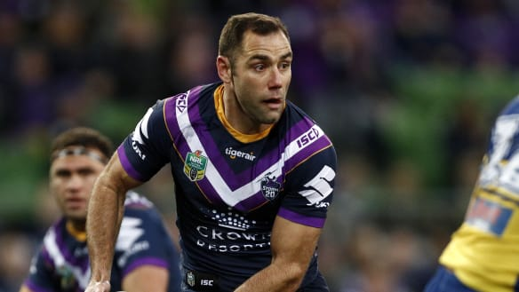 Cameron Smith named to play as Storm call in reserves