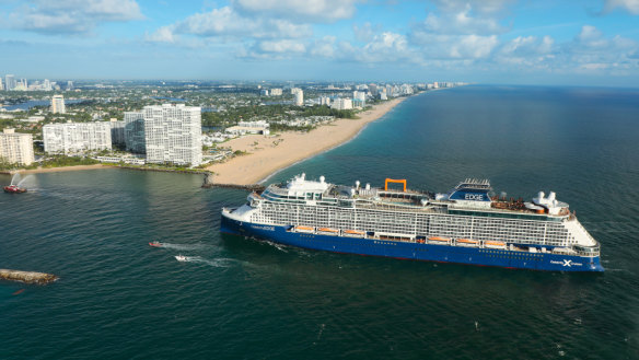 Even out at sea, the air on cruise ships may be dirtier than you think: study