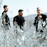 Aussie band Rufus Du Sol using ice baths and meditation in rise to top