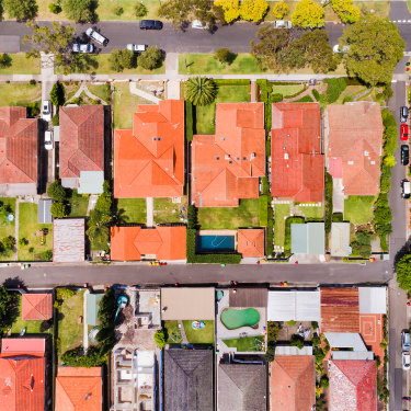 Australia's suburbs are growing at an unprecedented rate.