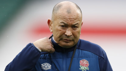 'Gold' advice to All Black puts Jones in spotlight in England