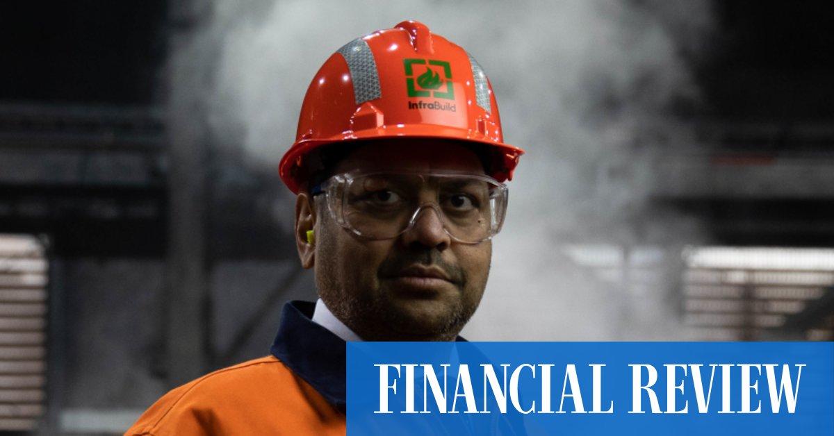 How Sanjeev Gupta lured Infrabuild CEO Dak Patel