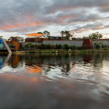 The Museum of Old and New Art on the Derwent River has been a boon to Hobart.