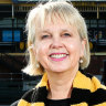 Peggy O'Neal to stay on as Tigers president
