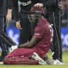 New Zealand beat Windies in World Cup thriller