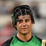 Injury has forced Marcus Stoinis out of the Australia A side.