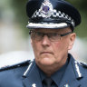 Detectives criticised in Bourke Street report turn up to inquest to eyeball top cop