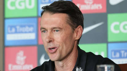 McRae a very new Collingwood appointment