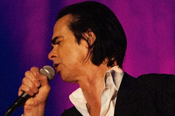 Nick Cave provided the soundtrack to the author's life, she's not alone.