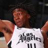 Clippers smash the Mavericks to take series lead
