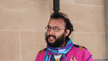 Greens councillor Jonathan Sri brought the climate emergency motion to council on Tuesday, where it was defeated.