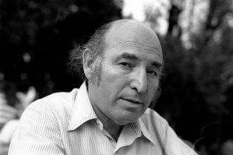 George Wein in 1970.