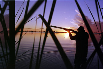 The state government is set to make an announcement about this year's duck hunting season.