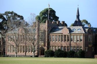 Geelong College.