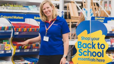 Slip, Slop, Sanitise: Officeworks ready for back-to-school in a pandemic