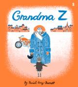 Daniel Gray-Barnett won the Children's Book Council of Australia's award for New Illustrator with his picture book Grandma Z.
