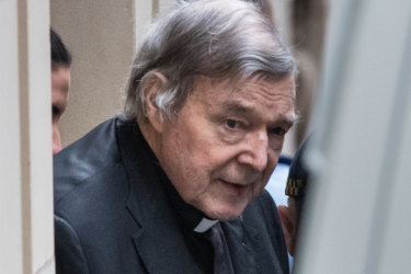 Choirboy can be believed - and Pell freed, Cardinal's lawyers say