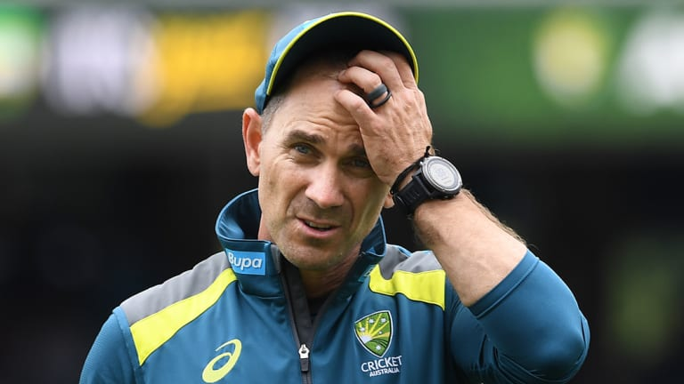 Justin Langer still has an almighty task on his hands rebuilding this Australian side.
