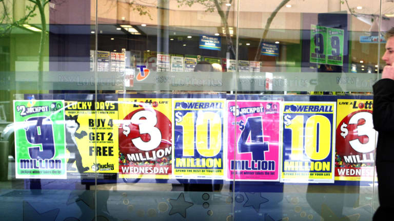 Lottery-betting sites including Lottoland's will be banned in Australia.