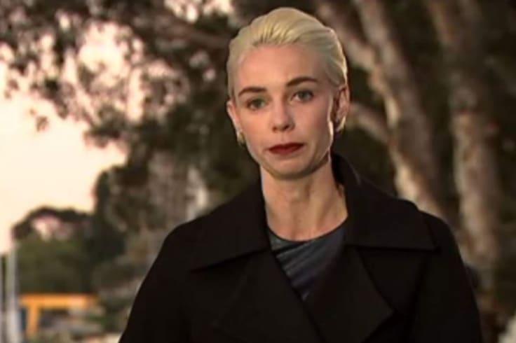 ABC reporter Ashleigh Raper.