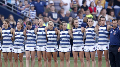 'Heartbreaking': Cats women's footy chief a victim of COVID cuts