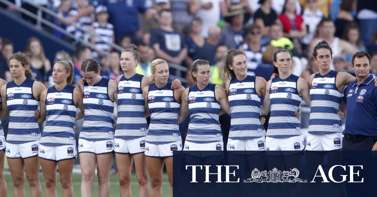 Cats women`s footy chief a victim of...