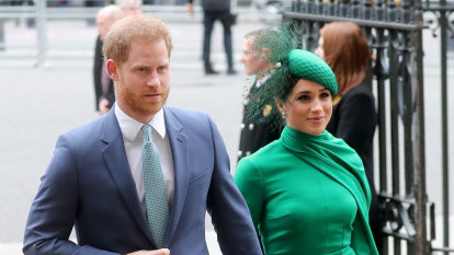 Trump says US will not pay for security for Prince Harry and Meghan