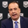 Clubs claim NRL tried to walk away from $29m funding commitment