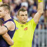 AFL to stick with six-six-six warning for whole season