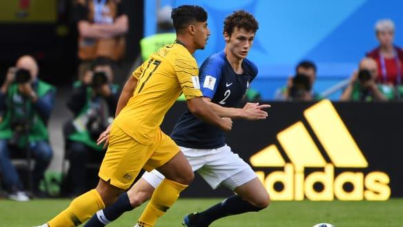 How Socceroo Daniel Arzani 'matured' at the AIS