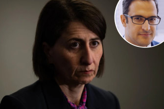 Key insider to exit the Berejiklian machine he ruled with an iron fist