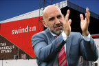 Clem Morfuni, Swindon Town owner.