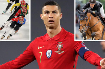 European rulings on sports like speed-skating and equestrian could hinder moves by FIFA to ban players involved in the mooted European Super League from international tournaments.