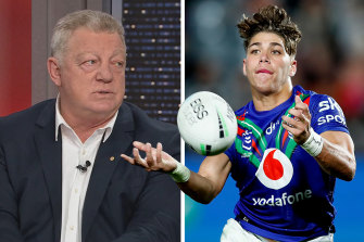 """Former NSW coach Phil Gould has slammed the Queensland Rugby League for the """"disgraceful"""" selection of teenage sensation Reece Walsh, criticising the Maroons for throwing the 18-year-old to the wolves."""