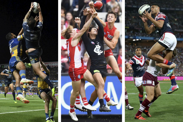 Rule change that threatens to make NRL more like AFL.