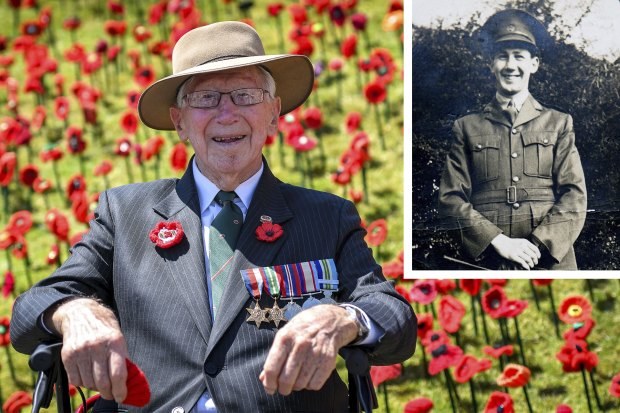 Alan Moore, one of Australia's last remaining veterans of the Kokoda Track campaign, has died aged 100.