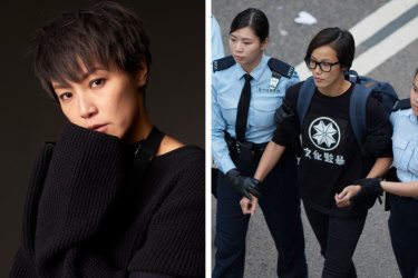 Denise Ho: the pop star and activist on Hong Kong's frontline.