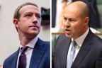 Mark Zuckerberg and Josh Frydenberg shared more than a few calls before reaching an agreement.