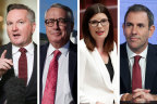 Chris Bowen, Wayne Swan, Marielle Smith and Jim Chalmers all penned essays for the book The Write Stuff: Voice of Unity on Labor's Future.