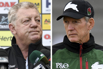 Phil Gould and Wayne Bennett could be called on to the NRL's new football innovation committee entrusted with mapping out the 2020 season.