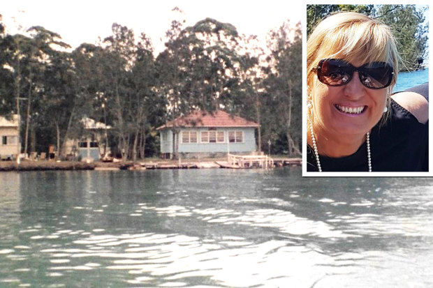 Margy Butler and Chinamans Island