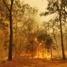Thousands forced to abandon homes amid Queensland bushfires