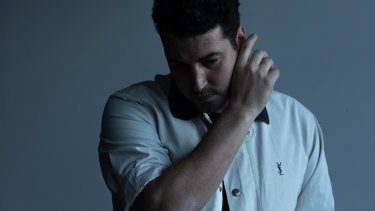 Hayden James, playing three Melbourne shows and two in Sydney this month.