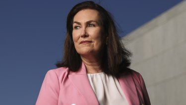 Labor senator Deb O'Neill is leading her party's efforts to reconnect with religious groups.